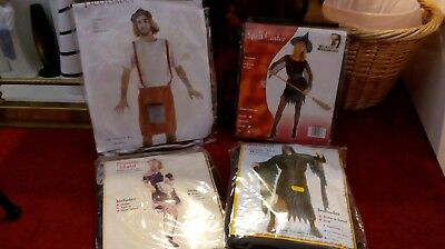Job lot Adult fancy dress Costumes