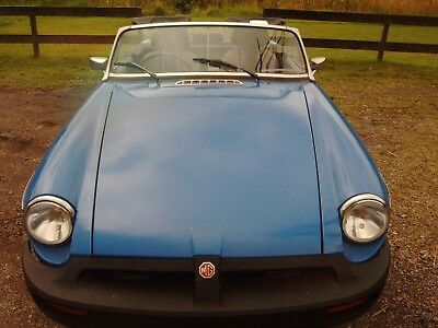 Mgb Roadster 1.8 Overdrive