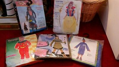 Job Lot Kids fancy dress Costumes