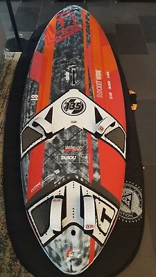 Tabou Rocket Wide LTD 135 Modell 2017 neuwertig incl. Bag
