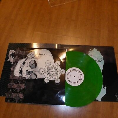 Him - Tears On Tape - Green Vinyl Lp - Limited Edition Gatefold - New - Unplayed