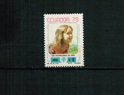 Ecuador 1979 Minr 1813 ** / mnh Kind child