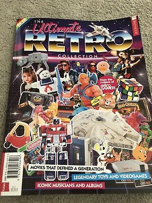 Ultimate Retro Collection First Edition Magazine