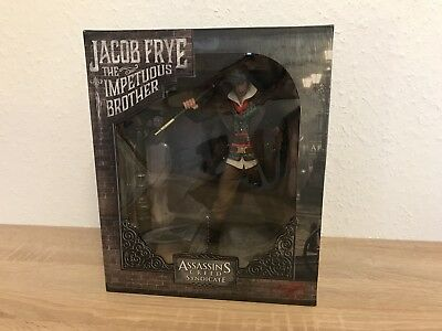 ASSASSIN'S CREED SYNDICATE - JACOB FRYE, THE IMPETUOUS BROTHER Figur