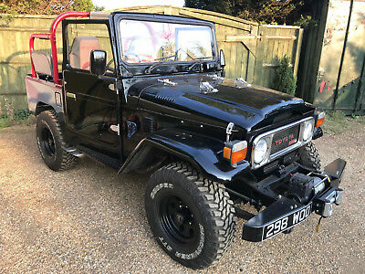 1981 Toyota Land Cruiser BJ41 3.2 Diesel Jeep 4X4 4WD - ONLY 45K MILES!! RARE!!!
