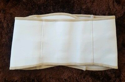 Belly Bandit Cream B.F.F Postpartum Girdle Tummy Corset Wrap. Small RRP £80