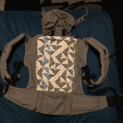 Boba Baby Carrier 100% Cotton 4G Vail 0 - 48 Months, 7-45 lbs. BC4-016-Vail