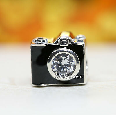 Authentic PANDORA Sterling Silver Charm Camera 790961 ** New**