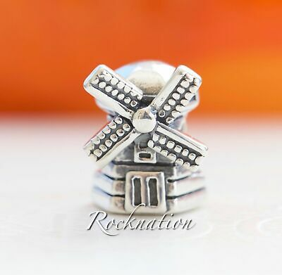 3df42580b Authentic Pandora Sterling Silver Windmill Charm 791297 **New**