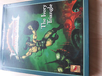AD&D 2nd Dark Sun The Ivory Triangle TSR 2418