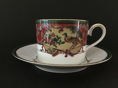 Noritake Royal Hunt Cup & Saucer Set/9 Total Available