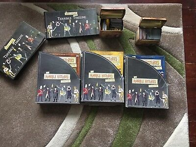 The Horrible Histories Magazine - collection 1-80