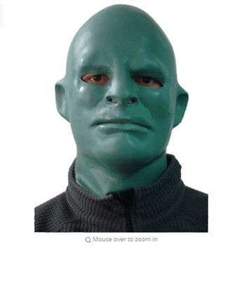 Deluxe Quality Latest latex French crime Fantomas Party mask Halloween Holiday