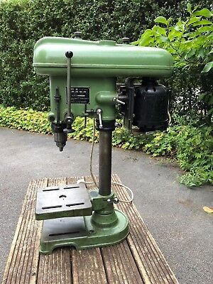 Fobco Star Single Phase 240V Bench Driller - made in England!!!