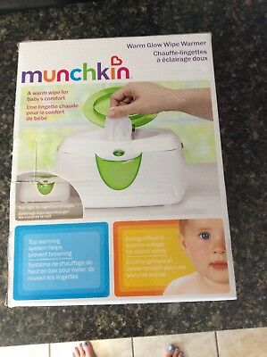 Baby Wipe Warmer Munchkin Warm Glow Wipe Warmer Nursery Infant Diaper Station