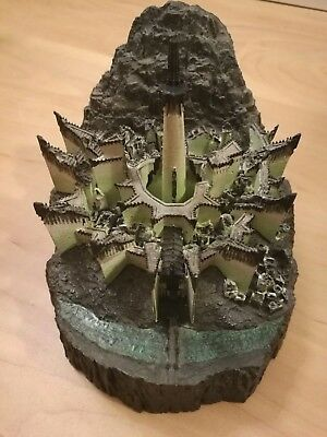 "Sideshow Weta Lord Of The Rings ""Minas Morgul"" Polystone Statue Rar (5687/8500)"
