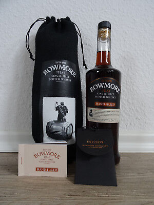 Bowmore hand filled 17 Jahre – 1st fill Sherry Puncheon