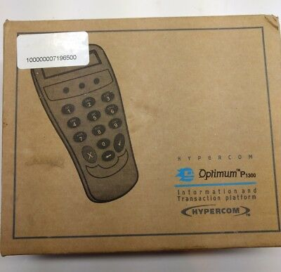 Hypercom Optimum P1300 Pin Pad