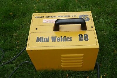 SIP Mini Welder 80 - Arc Welder in great condition with Face Shield