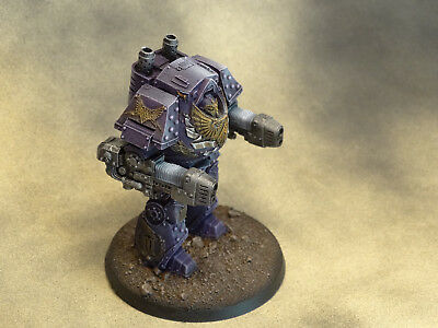 Forgeworld Emperors Children Contemptor Mortis Dreadnought gut bemalt 2 von 3