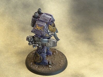 Forgeworld Emperors Children Contemptor  Dreadnought gut bemalt 3 von 3