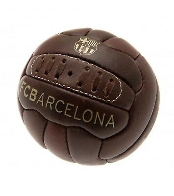 F.C. Barcelona Retro Heritage Mini FootBall Free P P 95cb90bb85c6