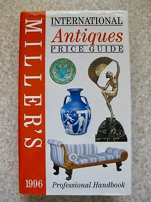 Millers Antiques International Price Guide Hard Cover 806 Professional Handbook