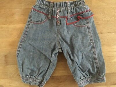 jeans jean bourget 6 mois fille