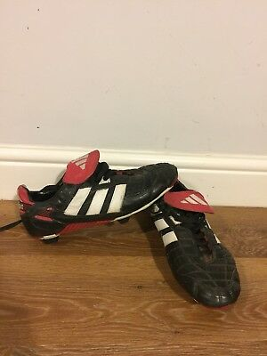 on sale c545d 00ca7 Adidas Predator Touch FG 1998 Issue Football Boots UK9 Accelerator Pro Rare