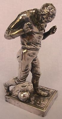 WMF Figure/Statue of a Footballer, early 1900's