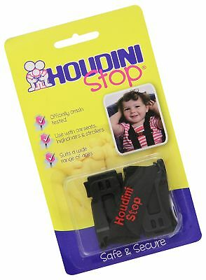 Houdini Stop Car Seat Chest Clip