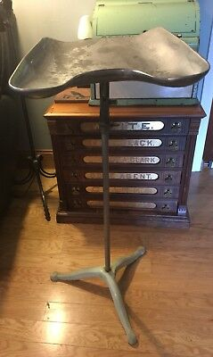 Antique Koken Barber/Hair Salon Hair Wash Basin & Stand