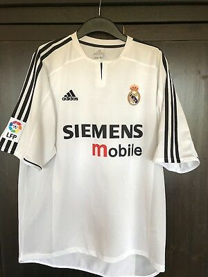 Original Real Madrid Trikot Gr. XL