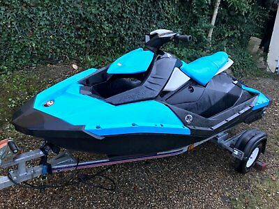 2017 Sea-Doo Spark 90hp IBR 2up