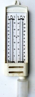 A Wet & Dry Thermometer