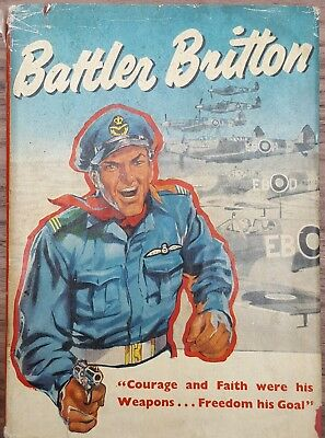 Battles Britain Book 2 HC Fleetway Collection