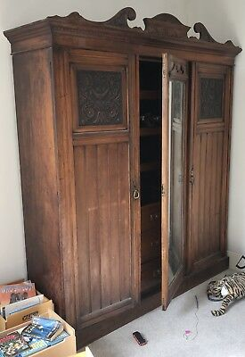 Linen Press Cupboard