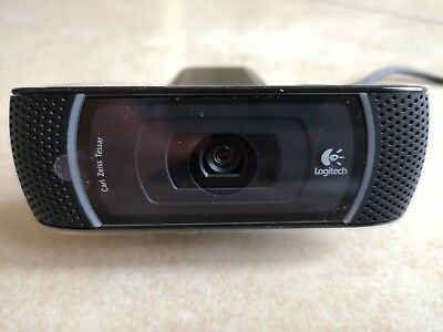 Logitech B910 Webcam - USB 2.0 1280 x 720 Video