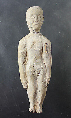 Standing male, lead, Votive-Figure, Roman Imperial, 1st to 4th century AD
