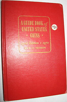 """1970 """"REDBOOK"""" 23rd EDITION BY R. S. YEOMAN"""