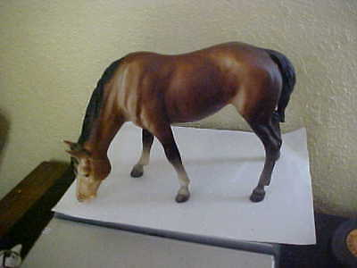 Breyer Horse #141 Grazing Mare Introduced In 1961