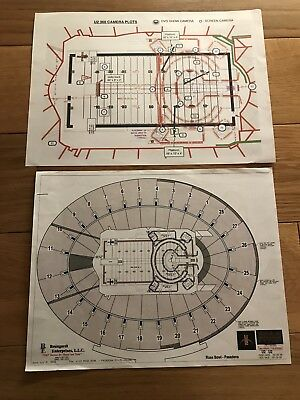 U2 Collectors Item 360 camera plan Rosebowl