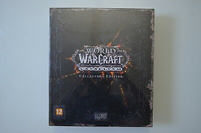 PC World of Warcraft Cataclysm Collector's Edition [NEW]
