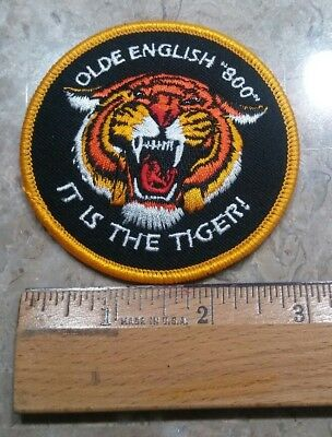 Olde English 800 Beer patch