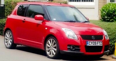 Suzuki Swift Sport 1.6 2009 Leather aircon