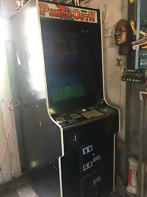 Punch Out by Nintendo Video Arcade Game