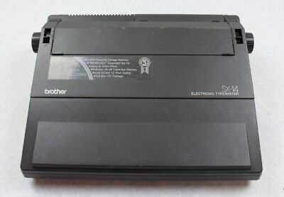 Brother SX-14 Electronic Typewriter Word Processor