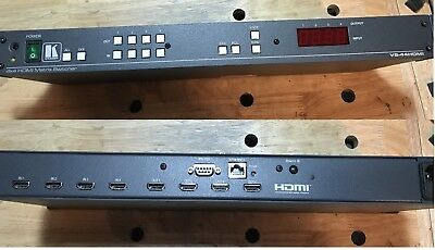 Kramer vs-44HMDI 4x4 Matrix Switcher