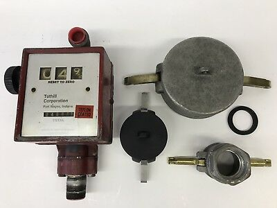 Fill - Rite Liquid Meter And Accesorys