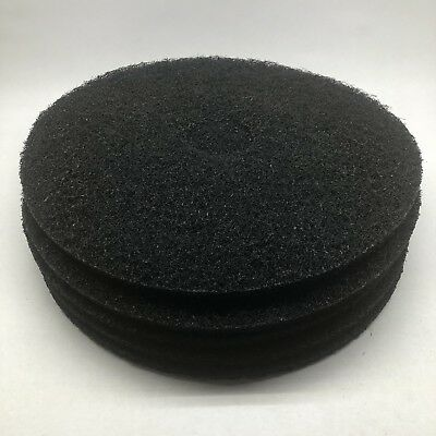 """Pack Of 5 Relible -V0255-Black 17"""" Stripping Pad 432Mm"""